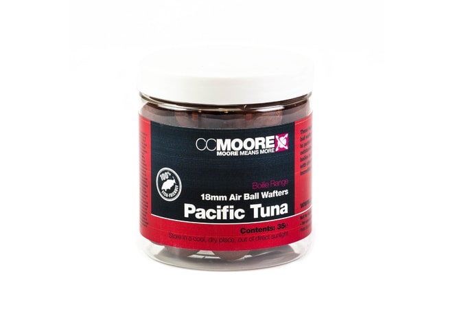 CC Moore Neutrální boilie Pacific Tuna 18mm 35ks