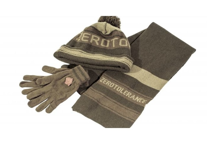Nash Zimní set ZT Hat, Scarf and Gloves Set