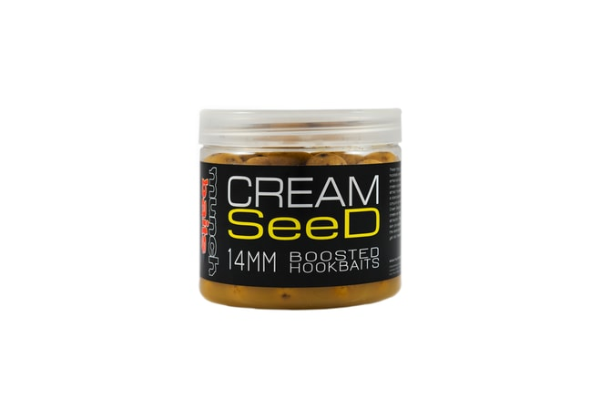Munch Baits Boilie Boosted Hookbaits Cream Seed 200g