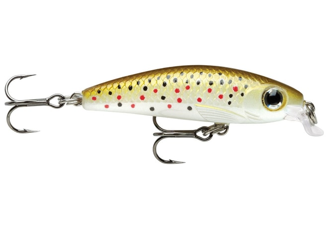 Rapala Wobler Ultra Light Minnow Brown Trout