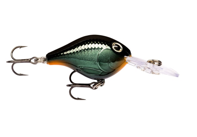 Rapala Wobler Ultra Light Crank Chrome