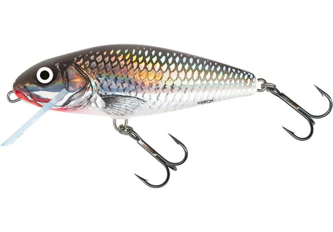 Salmo Wobler Perch Floating 12cm