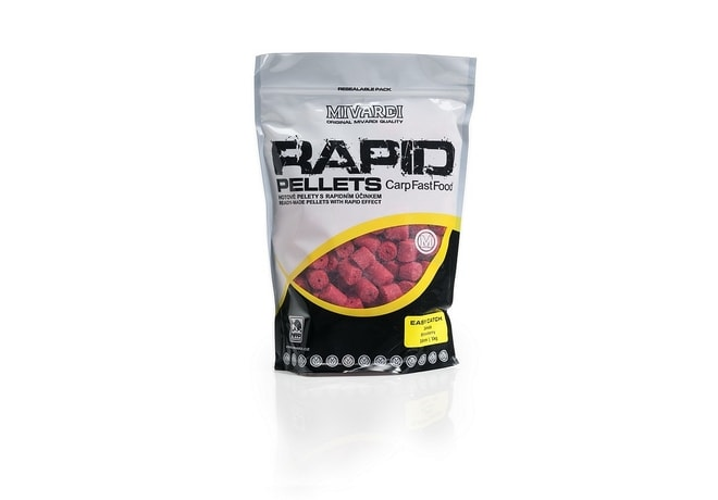 Mivardi Pelety Rapid Easy Catch 2,5kg