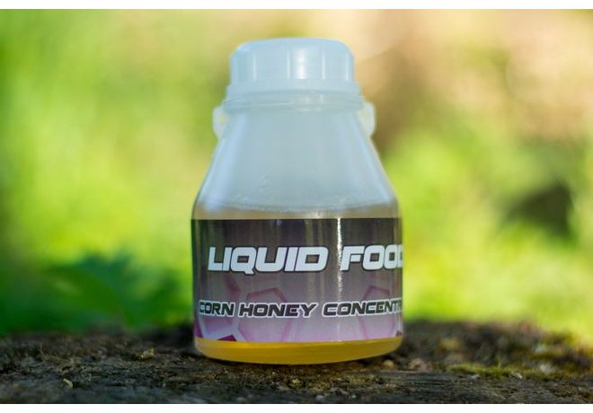 LK Baits Corn Honey Concentrate 250ml