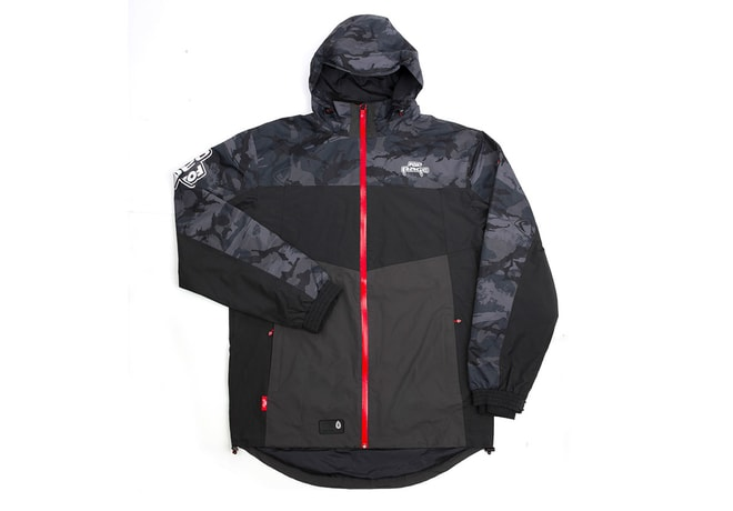 Fox Rage Bunda Camo RS 20K Ripstop Jacket