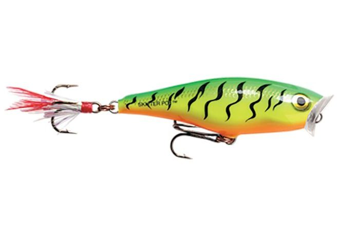 Rapala Wobler Skitter Pop Top Water Fresh FT