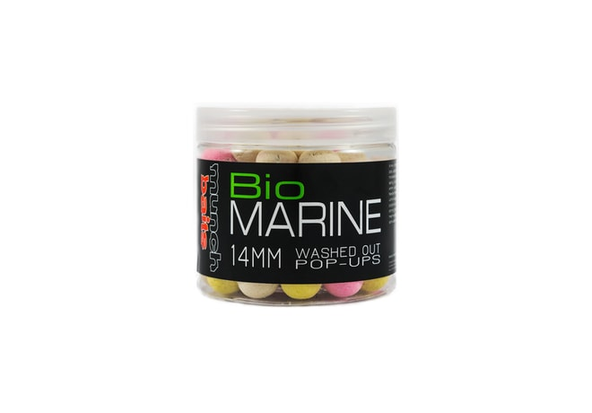 Munch Baits Plovoucí boilie Washed Out Pop-Ups Bio Marine 100g