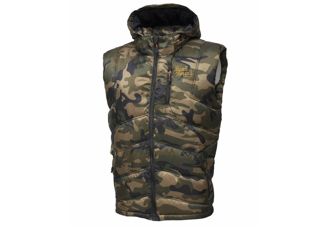 Prologic Vesta Bank Bound Camo Thermo Vest