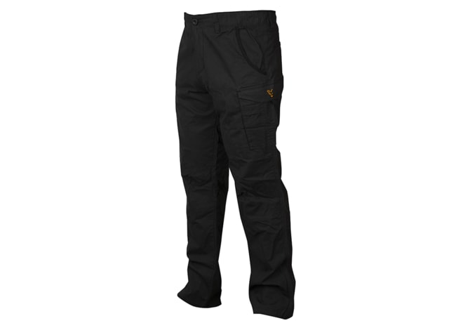 Fox Kalhoty Collection Black & Orange Combat Trousers