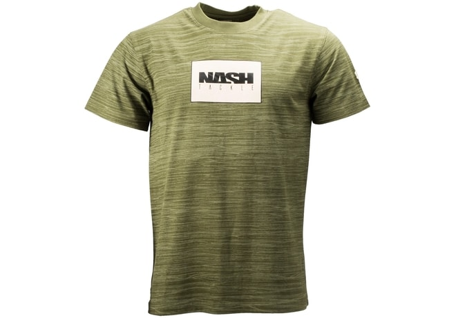 Nash Triko Green T-Shirt
