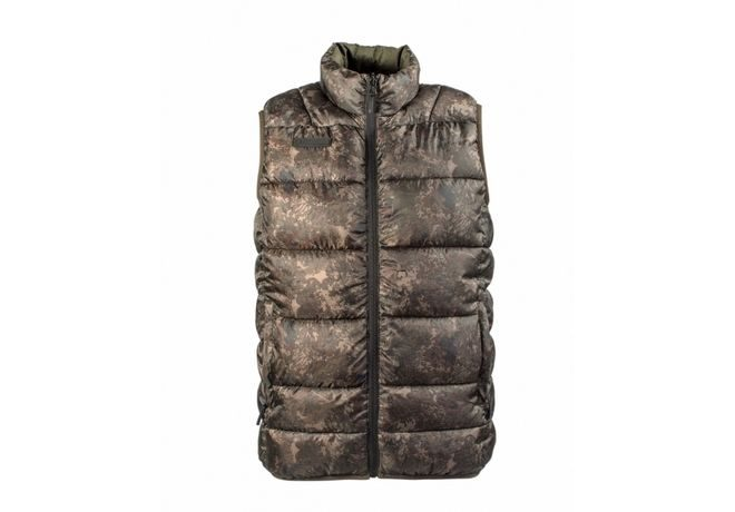 Nash Vesta ZT Camo Body Warmer