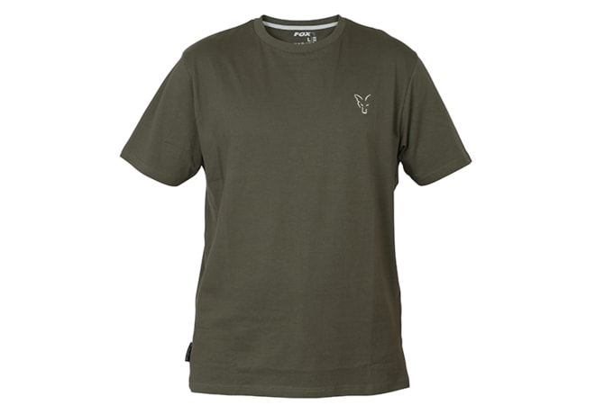 Fox Triko Collection Green & Silver T-Shirt