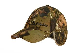 4bda00745 Delphin Zimní kšiltovka s LED   Čepice, kšiltovky   Chyť a pusť