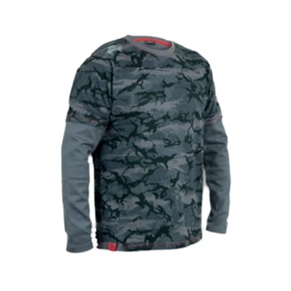 41bc3e8ccf Fox Rage Triko Camo Long Sleeve