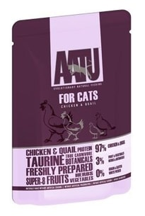 AATU Cat Chicken & Quail kaps. 85g