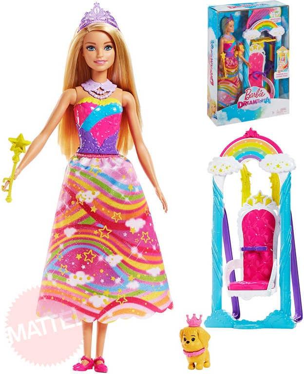 e70d9807f8f4 BRB BARBIE První povolání set panenka s doplňkem plast 10 druhů ...