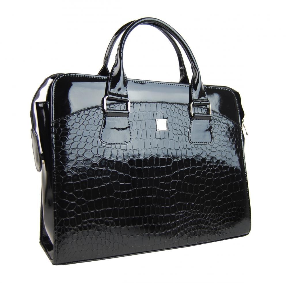 976c635bac ... LC-01 černá dámská kabelka pro notebook do 15.6 palce ...