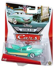 FISHER PRICE Auta Cars 2