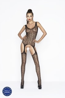 Bodystocking BS043 black
