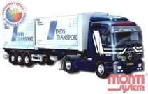 59 Auto Mercedes Actros DFDS TRANS MS59 0109-59