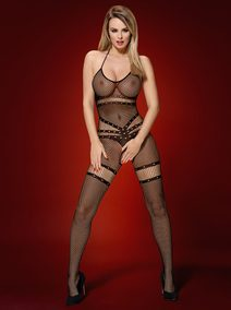Úžasné body N118 bodystocking