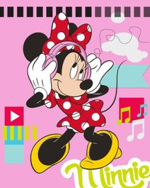 Micropolar fleece deka Minnie 120/150