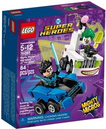 SUPER HEROES 76093 Mighty Micros: Nightwing vs. Joker