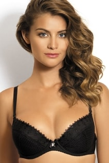 Push-up podprsenka 354 Nathalie black