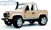 02591 (2591) Auto Land Rover Pick Up