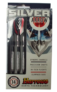 HARROWS SOFT SILVER ARROW 14g