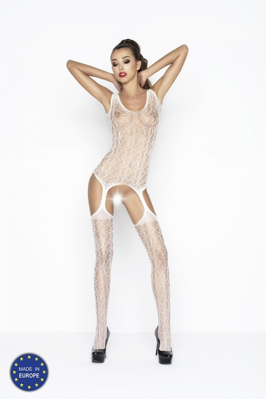 Bodystocking BS043 white