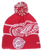 Kulich Winter Class Goal NHL Detroit Red Wings zimní čepice