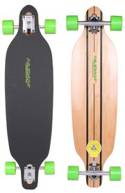 longboard Jungle Fever skateboard, 36