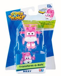 Super Wings - Transformuj Robota - Dizzy