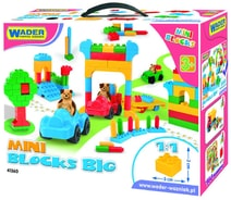 WADER Stavebnice MINI BLOCKS 41360