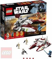 STAR WARS Republic Fighter Tank 75182
