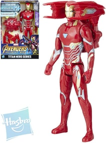 Titan Hero Series Avengers figurka Power pack Iron Man 30cm plast