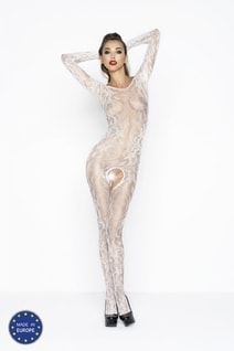 Bodystocking BS042 white
