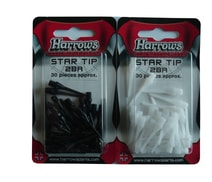 Harrows T92 Hroty k šipkám STAR SOFT 30 ks v blistru