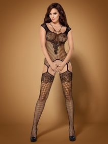 Pikantní body F229 bodystocking