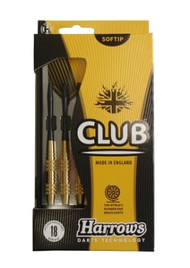 HARROWS SOFT CLUB BRASS 16g