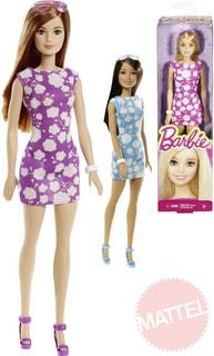 165686516e9d MATTEL BRB Panenka Barbie 22cm set s modními doplňky v krabičce 3 barvy
