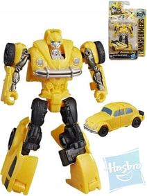 TRANSFORMERS Auto robot Bumblebee Energon Igniters Speed Series