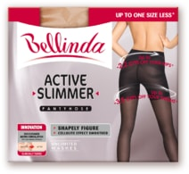 Punčochy ACTIVE SLIMMER TIGHTS 37 den BE273003