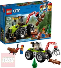 CITY Traktor do lesa STAVEBNICE 60181