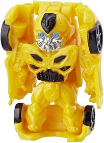Transformers Bumblebee mini 4cm Tiny Turbo Changer Movie auto robot