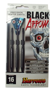 HARROWS SOFT BLACK ARROW 14g
