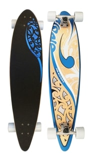 longboard Street Waves skateboard, 39
