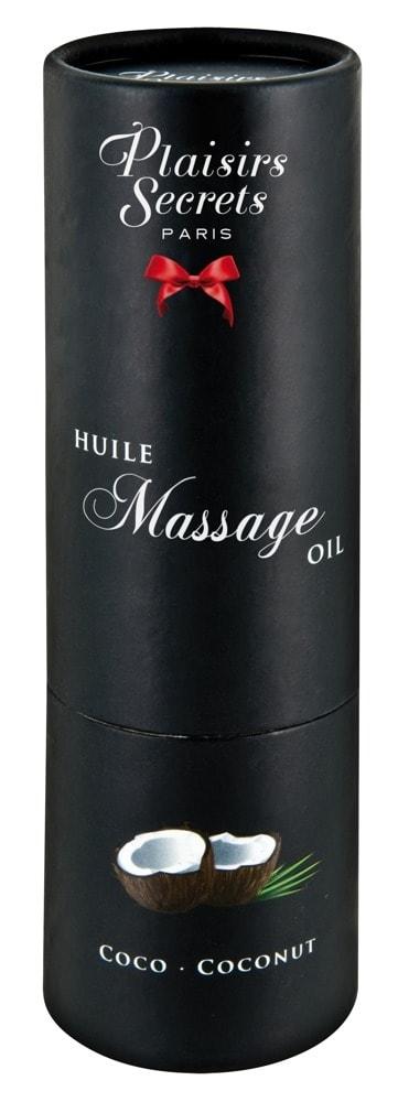 Massage-Öl mit Karamell-Aroma kokos 59ml