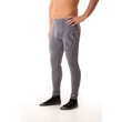 Man's thermal underpants nanosilver gray